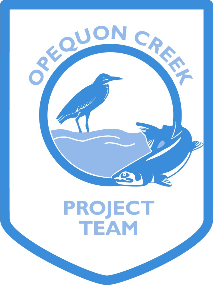 Opequon Creek Project Team logo